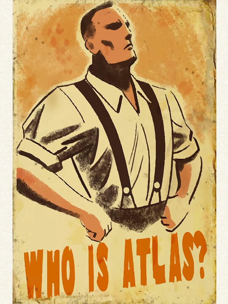 Wer ist Atlas? von captainzappy