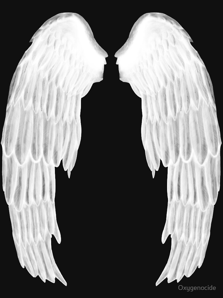 Angel Wings by Oxygenocide
