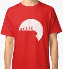 99 steps of progress - Free will Classic T-Shirt