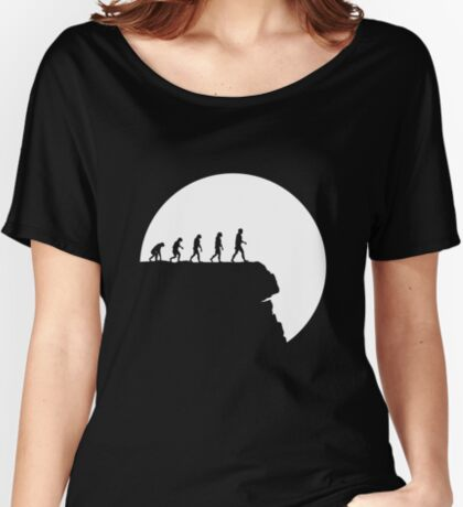 99 steps of progress - Free will Women's Relaxed Fit T-Shirt