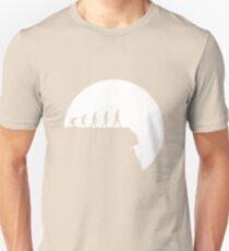 99 steps of progress - Free will Unisex T-Shirt