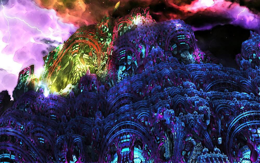 Dark tower by glaktor