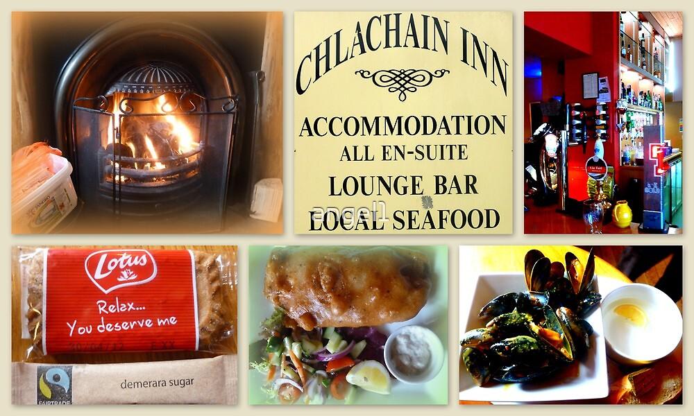 Lunch at the Chlachain Inn ~ Mallaig by ©The Creative  Minds