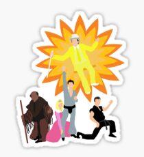 Dayman, Ahhhahhhhahhhhh! Sticker