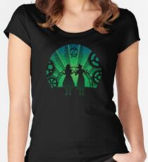Wicked the Musical Tees Women's Fitted Scoop T-Shirt