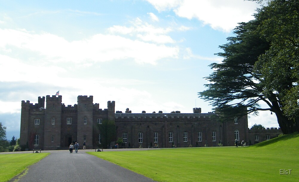 Scone Palace by ElsT