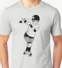 Rollergirl [Black] T-Shirt