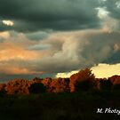 Fall Sky by M.  Photography