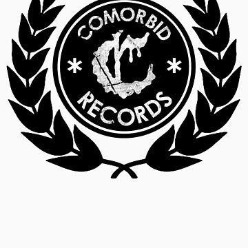 Comorbid Records (Black) by ComorbidRecords