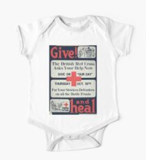 Give! and heal One Piece - Short Sleeve