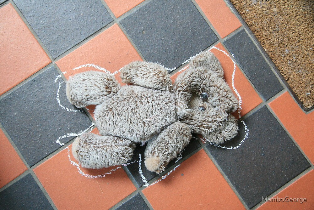 Who killed Da Bear? by MamboGeorge
