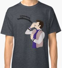 Technically I'm HoooOomeless Classic T-Shirt