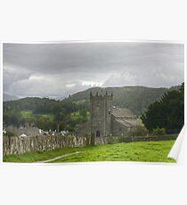 Hawkshead Parish Church Poster