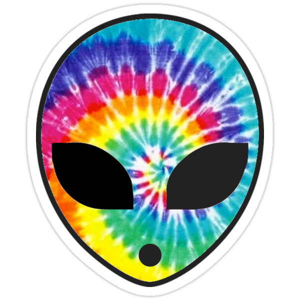 quottie dye alienquot stickers by trendystickers redbubble