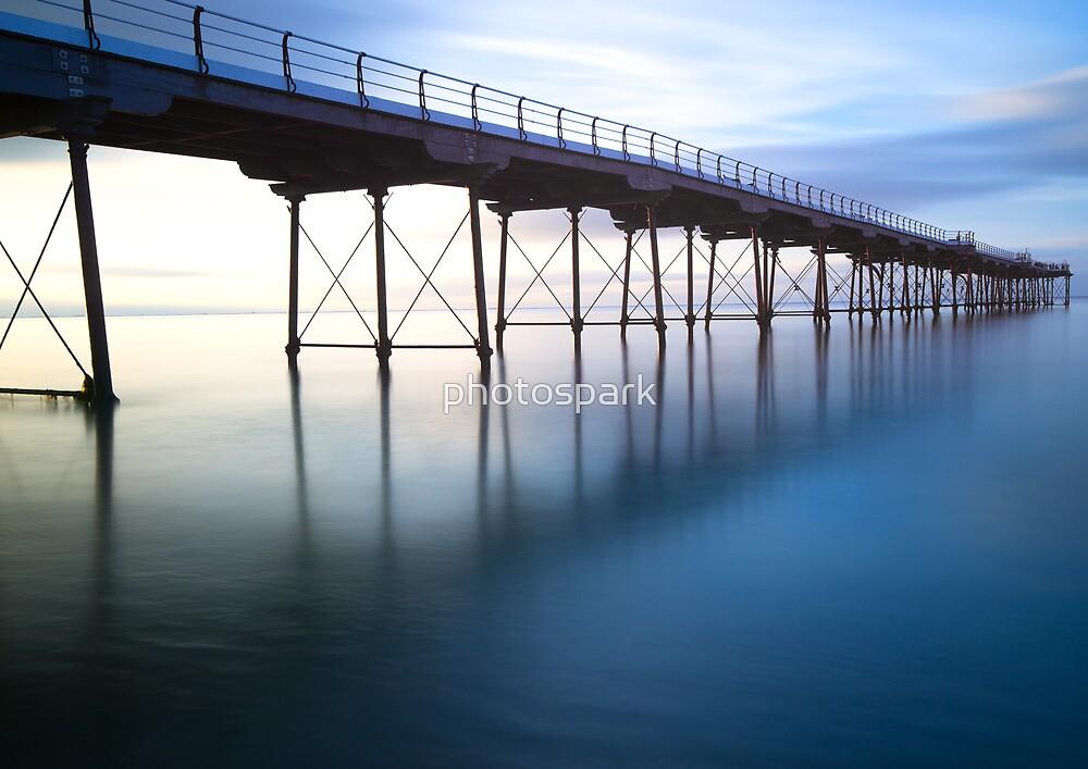 Saltburn Pier 1 by photospark