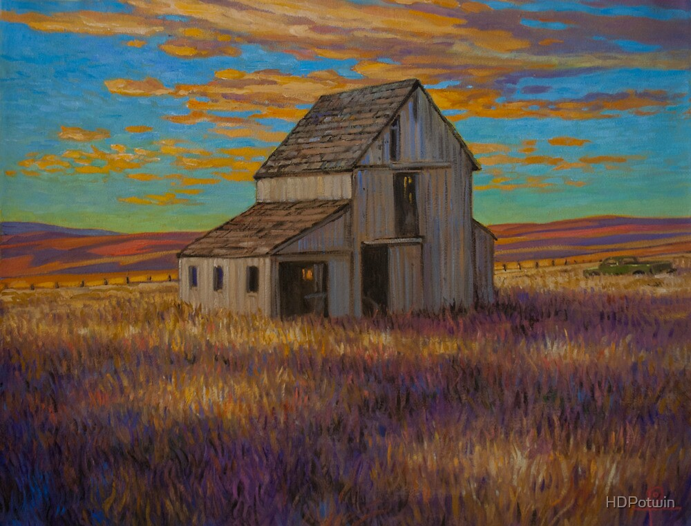 Oklahoma Memories by HDPotwin
