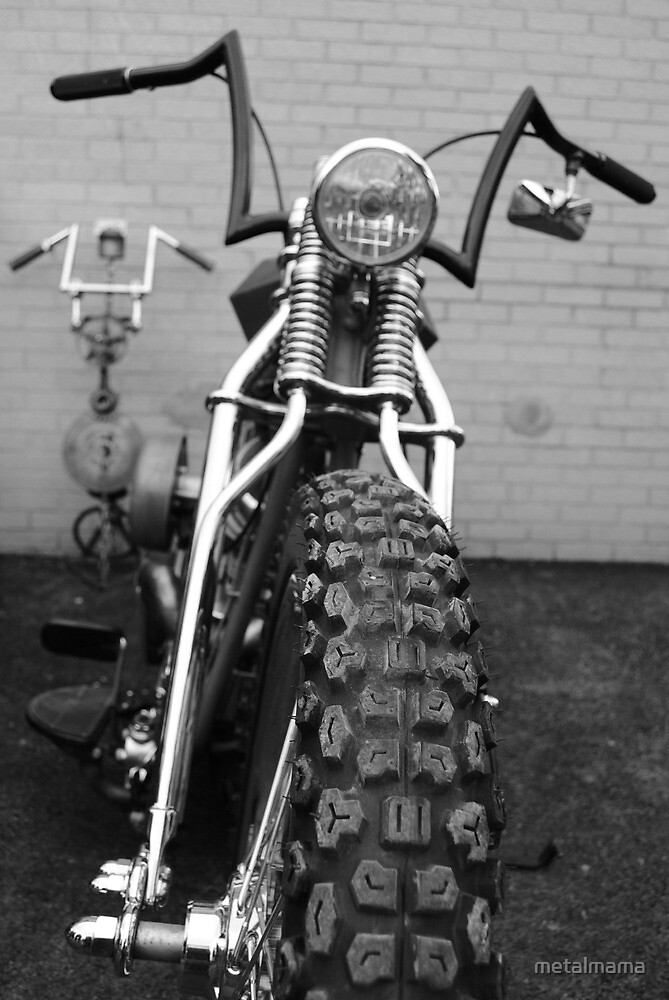 Motorcycle 3 by metalmama