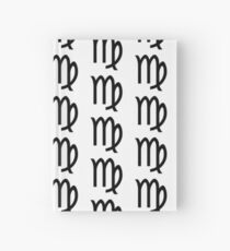 Virgo Hardcover Journal