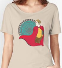 The Roman Who Waited Women's Relaxed Fit T-Shirt