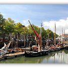 Museum port Zierikzee by hanslittel