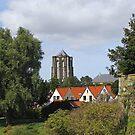 Sint-Lievens monster Tower Zierikzee by hanslittel