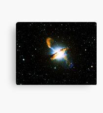 Centaurus A Canvas Print