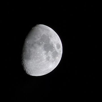 Moon in Shadow by jrrodriguezsms