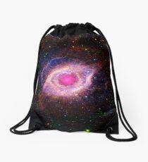 Helix Nebula Drawstring Bag