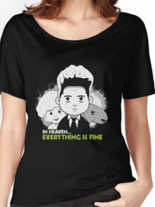 """Saturday Morning """"Eraserhead"""" Women's Relaxed Fit T-Shirt"""