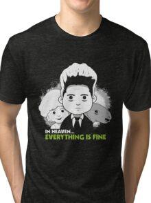 "Saturday Morning ""Eraserhead"" Tri-blend T-Shirt"