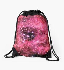 Rosette Nebula [Rose] Drawstring Bag