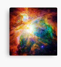 Heart of Orion Canvas Print