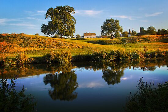 Meadow Views by CatBradford