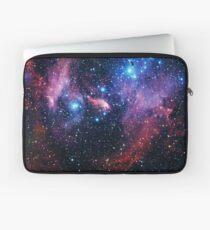 Running Chicken Nebula [Version 2] Laptop Sleeve