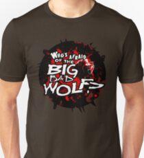 Big Bad Wolf (Sticker Version) T-Shirt