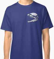 Dilophosaur on my Chest! 2 Classic T-Shirt