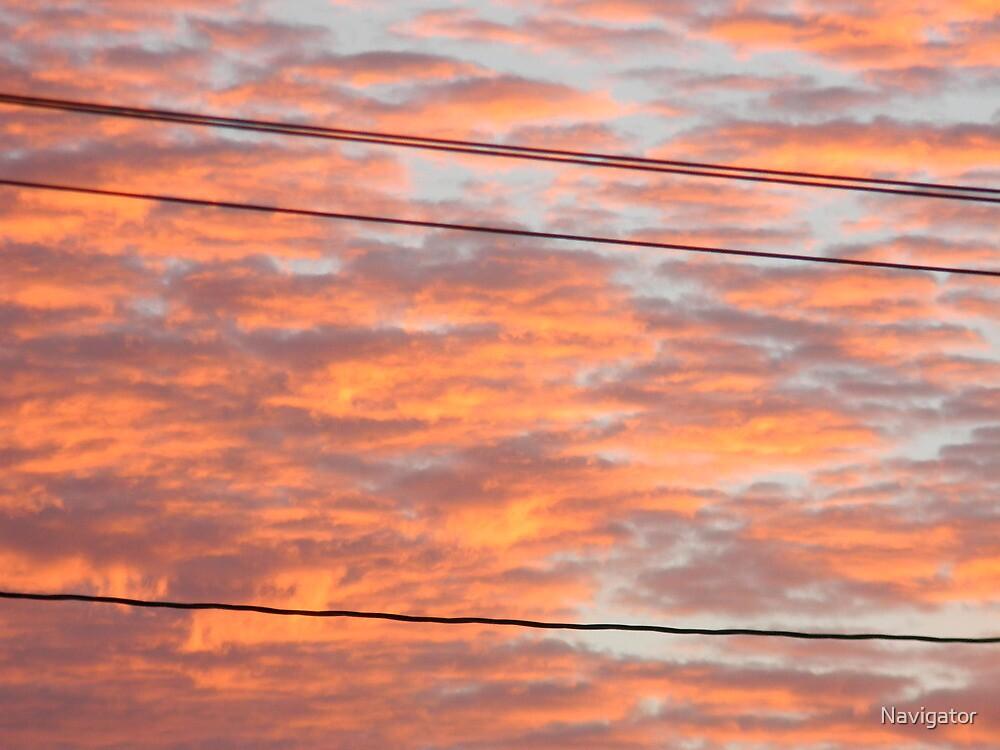 Cloud Fire by Navigator