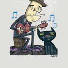 Mr Bones Plays the Blues - No background by CS Jennings