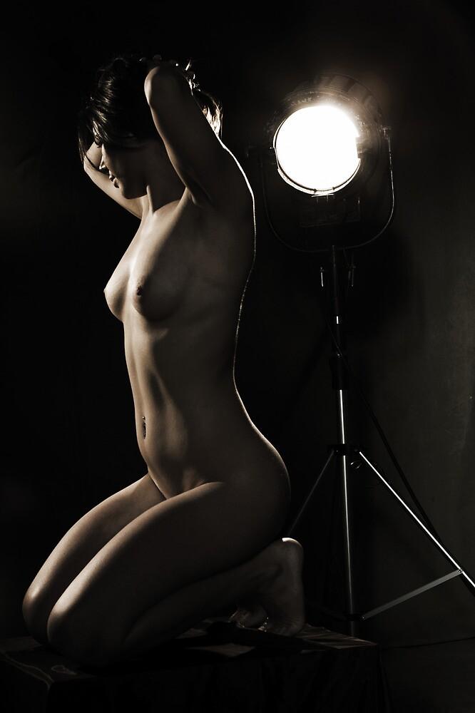 Studio lighting by photojunk