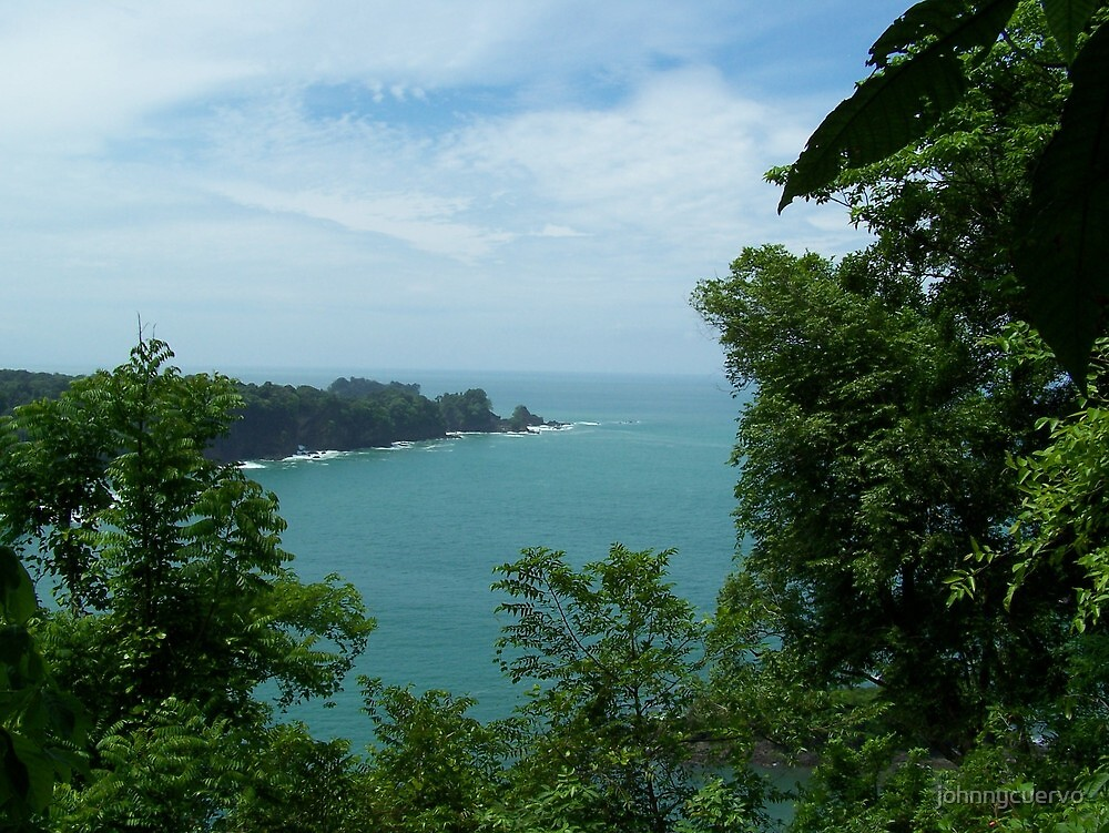Manuel Antonio National Park by johnnycuervo