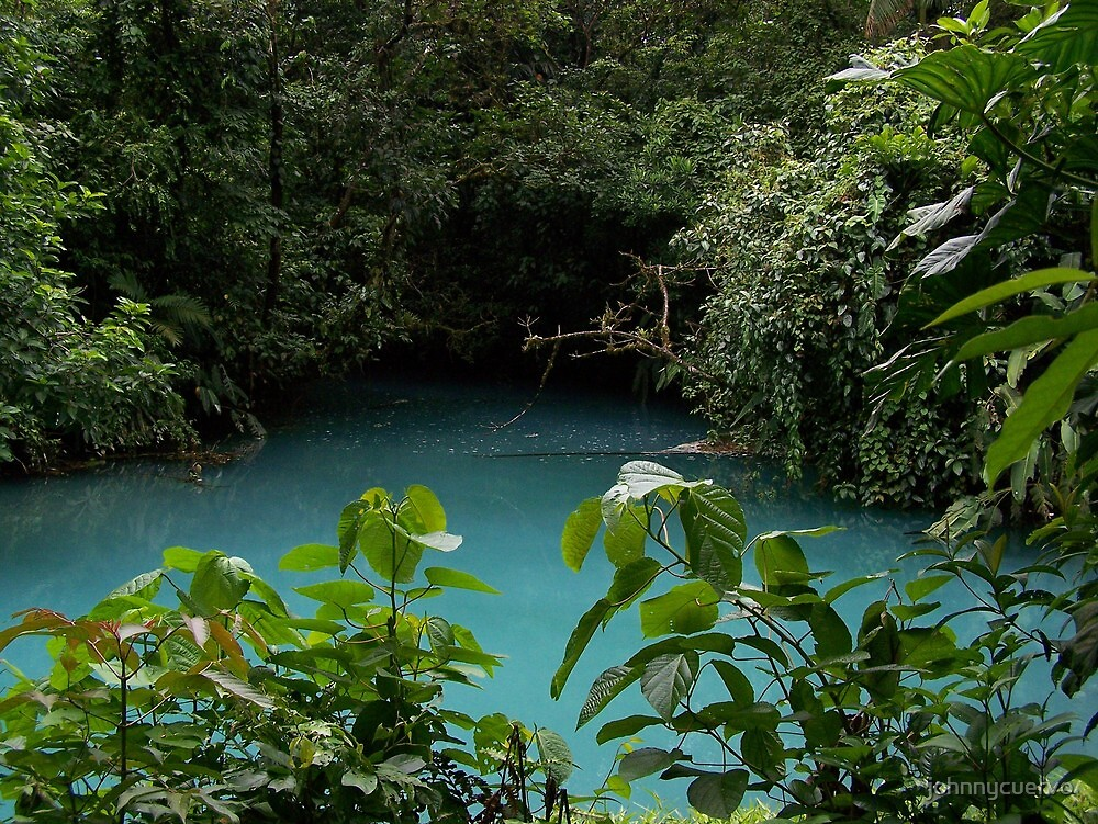 Blue River by johnnycuervo