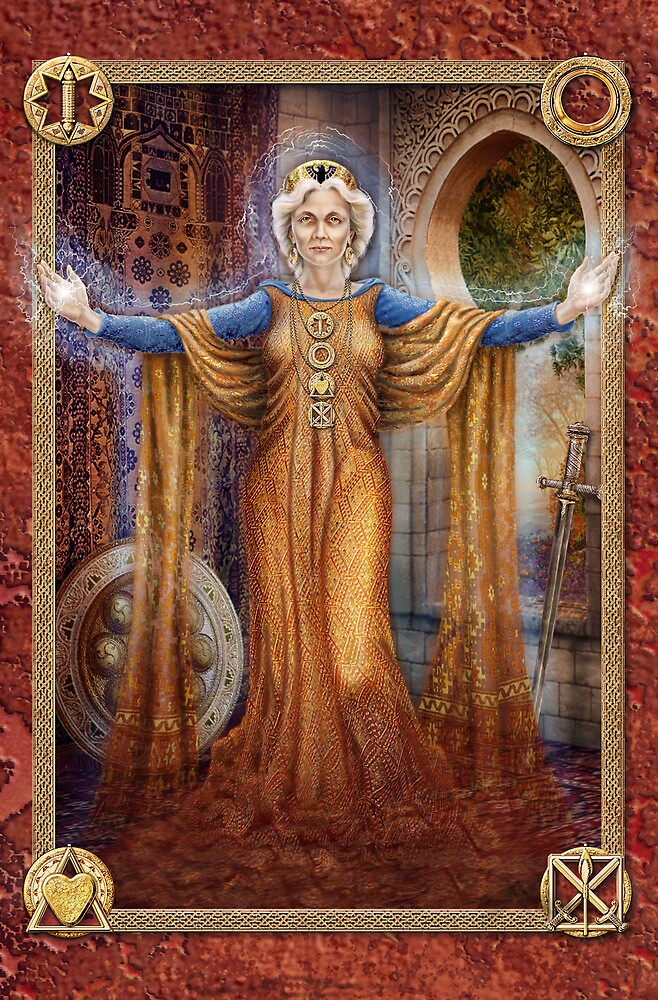 Inheritance - The Keys of Power by Carol McLean-Carr