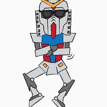 Gundam Style by Rippletron