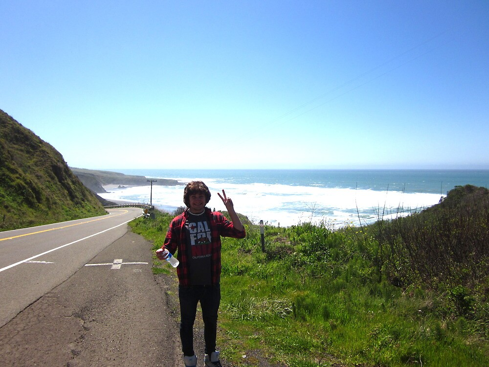 california coast by john best