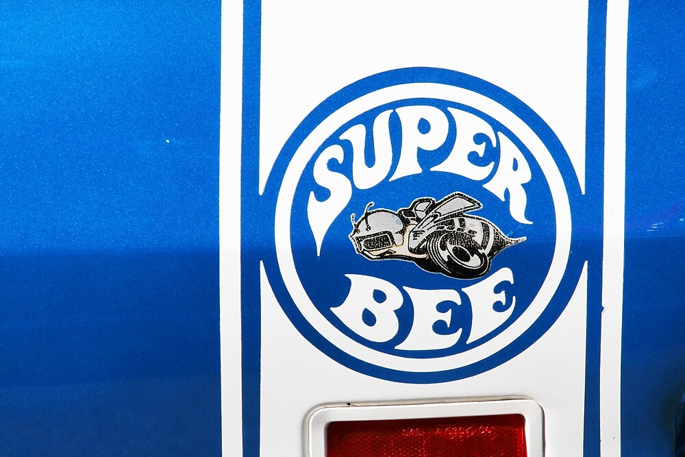 Super Bee Graphic Shirt 2 by HoskingInd