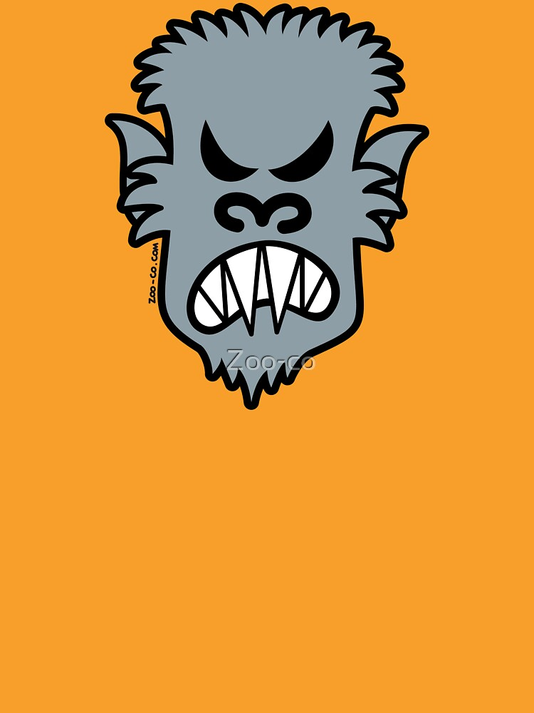 Angry Halloween Werewolf by Zoo-co