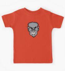 Naughty Halloween Werewolf Kids Clothes