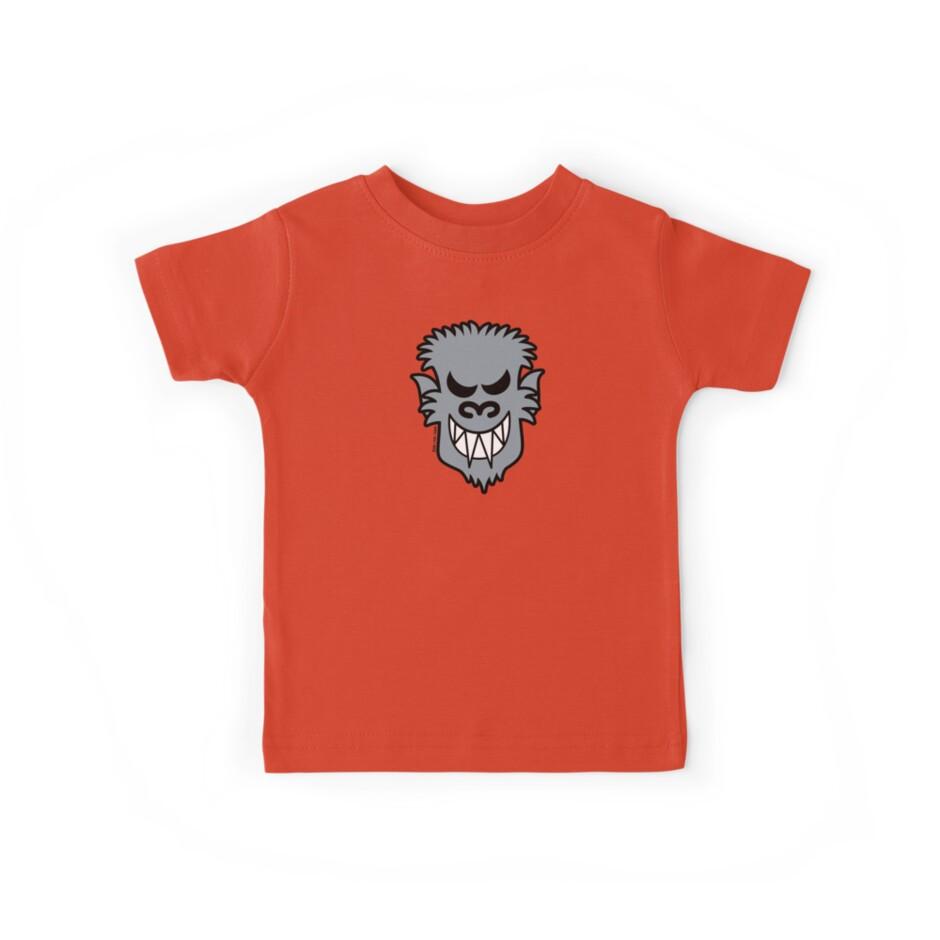 Naughty Halloween Werewolf by Zoo-co