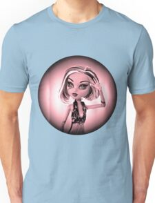 Red Doll Unisex T-Shirt