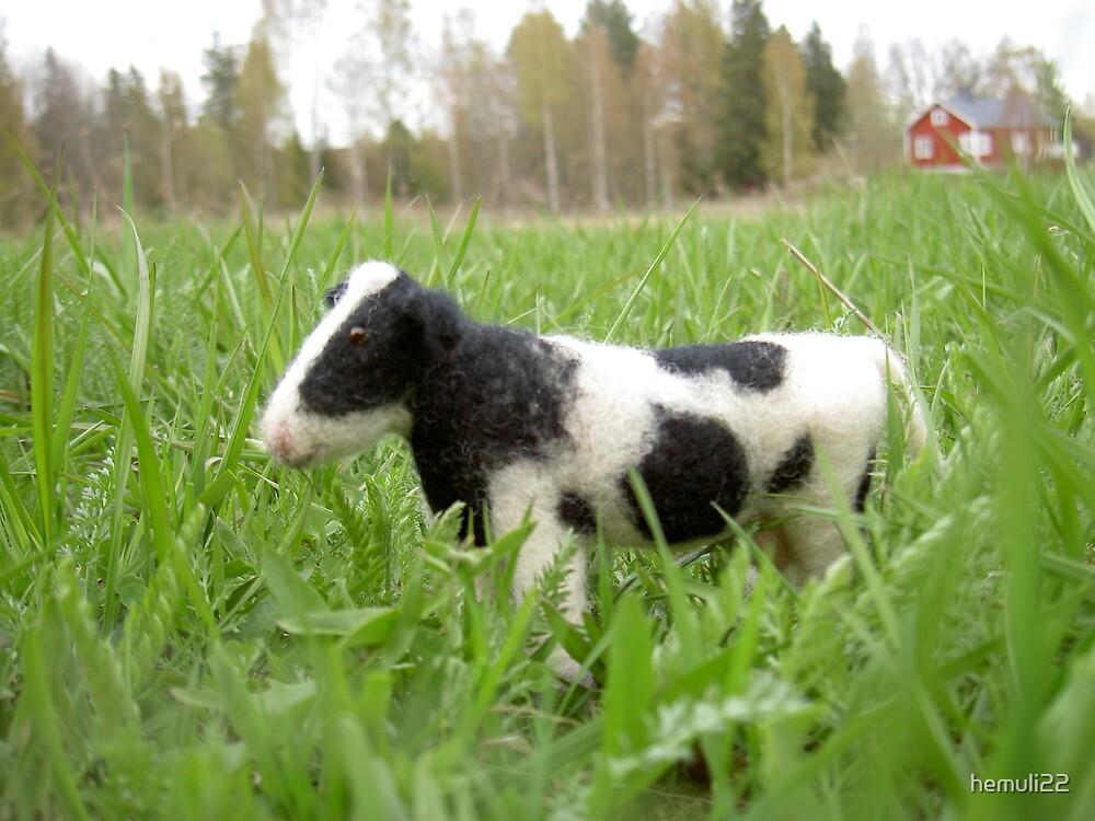 Cow by hemuli22